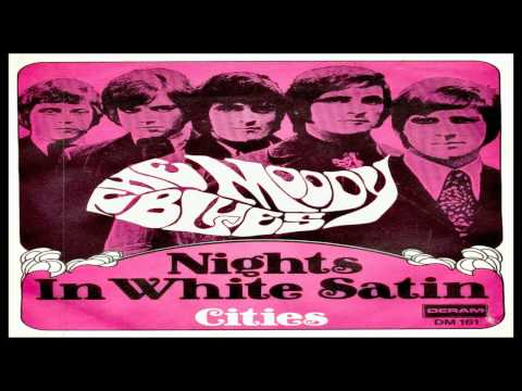 Moody Blues - Nights in White Satin [High Quality] видео