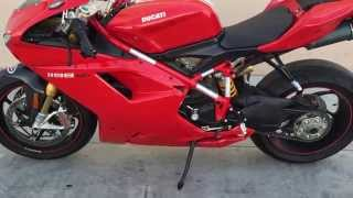 10. 2011 Ducati 1198 SP At Celebrity Cars Las Vegas