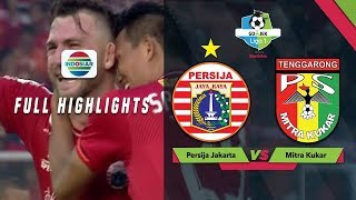 Video Persija Jakarta (2) vs (1) Mitra Kukar - Full Highlight | Go-Jek Liga 1 bersama Bukalapak MP3, 3GP, MP4, WEBM, AVI, FLV Januari 2019