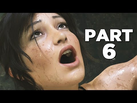 SHADOW OF THE TOMB RAIDER Walkthrough Gameplay Part 6 - MONOLITHS (PS4 PRO)