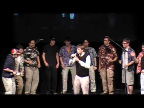 Tally Hall - Banana Man (a cappella)