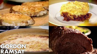 Video 5 Winter Dishes to Warm Your Cockles | Gordon Ramsay MP3, 3GP, MP4, WEBM, AVI, FLV Mei 2019
