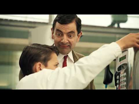 Wrong Number Mr Bean! | Mr Bean's Holiday Movie Clip | Classic Mr Bean