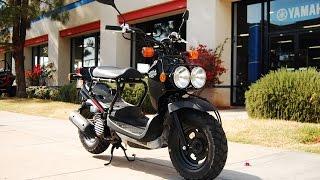 5. 2015 Honda Ruckus 50