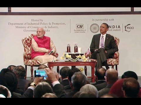 president - On January 26, 2015, President Obama delivered remarks at the U.S.-India Business Council Summit in New Delhi, India.