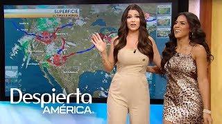 A Ana Patricia le falla el micrófono en vivo y Francisca salta a su rescate