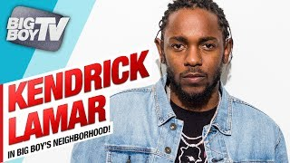 BigBoyTV - Kendrick Lamar on Damn., His Sister's Car & Being The GOAT