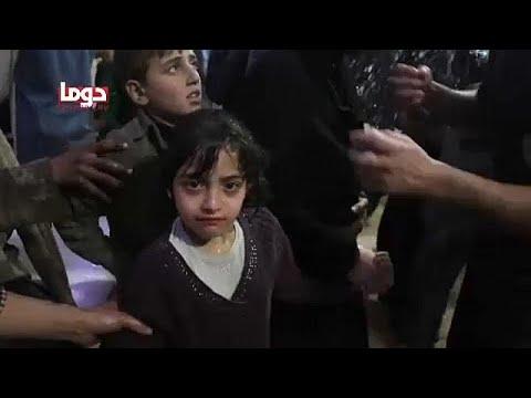 Συρία: Συνεδριάζει εκτάκτως το Συμβούλιο Ασφαλείας για τη «χημική επίθεση» …