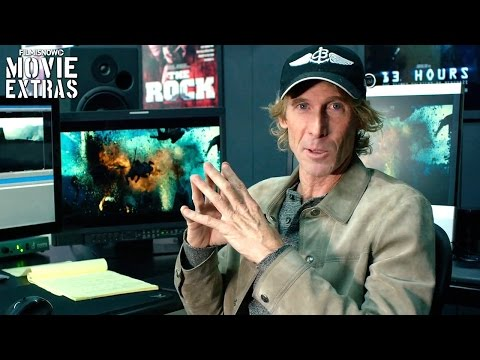 Transformers: The Last Knight '3D' Featurette