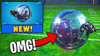 *NEW* Baller Vehicle Gameplay in Fortnite!