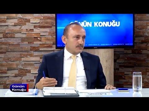 Öz Sağlık İş Sendikası Genel Başkanı Devlet SERT'in Manisa Medya TV Canlı Yayın Programı.
