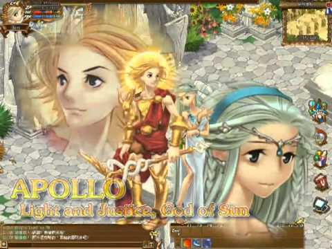 Myth Angels Online Gameplay Trailer