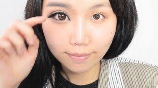 Video 【BrenLui大佬B】整形級兩倍大眼妝 Eye Enlarging Makeup MP3, 3GP, MP4, WEBM, AVI, FLV September 2018
