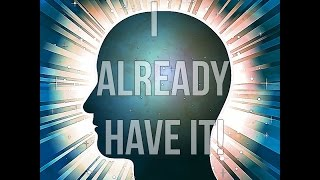 """Video Stop saying """"I Want"""", and start saying """"I Have!"""" (Law of Attraction) MP3, 3GP, MP4, WEBM, AVI, FLV September 2017"""