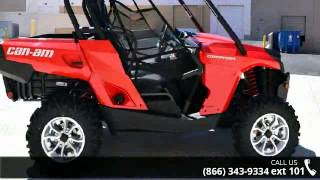 4. 2016 Can-Am Commander DPS 800R  - RideNow Powersports Peo...