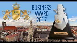 Stephan Ehlers gewinnt B.C.B. Business Award 2017