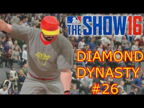 PLAYING A ELEVEN YEAR OLD KID | MLB The Show 16 | Diamond Dynasty PT.26