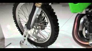 9. 2014 Kawasaki KLX450R Enduro Walkaround
