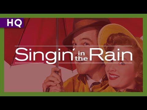 Singin' in the Rain (1952) Trailer