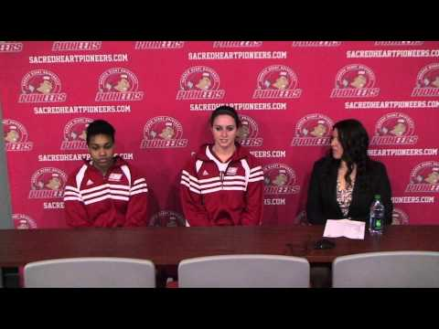 Women's Basketball Postgame Press Conference: 11/8 St. John's