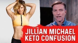 Download Video Dr. Berg Reacts to Jillian Michaels Keto Confusion MP3 3GP MP4