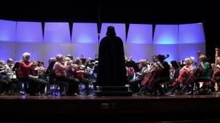 Download Lagu Darth Vader conducts the Imperial March when the Central Garrison invades the Rochester Symphony. Mp3