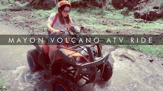 Legazpi Philippines  city photos : Mayon Volcano ATV Ride | Travel Vloggers | Legazpi Philippines