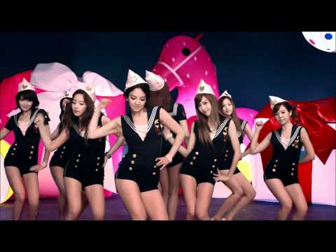 Girls' Generation 少女時代 'Genie' MV (JPN Ver.)