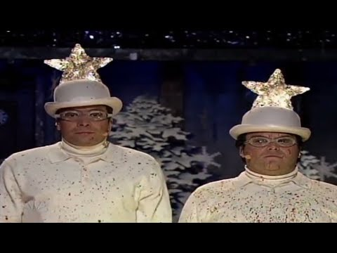 Jack Black And Jimmy Fallon Sing | Peace On Earth / Little Drummer Boy