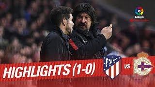 Atlético Madrid 1-0 Deportivo La Coruña
