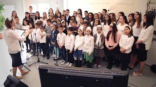 Philadelphia Kids alla Casa di riposo Residenze per Anziani (TV) 01.marzo.2015