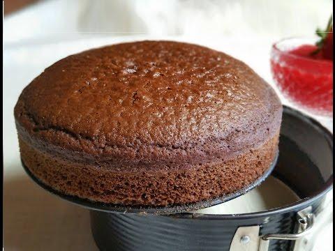 torta sofficissima all'acqua senza uova e senza latticini - ricetta