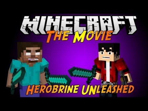 Minecraft The Movie: Herobrine Unleashed