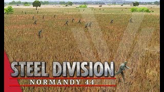 Enjoyed the video? Here's some more! ► https://goo.gl/vHwUWjSteel Division: Normandy 44 Playlist! ► https://goo.gl/uuBRTmYou can now support the channel on Patreon! ► https://www.patreon.com/vulcanhdgaming-----------------------------------------------------------Potent! Steel Division: Normandy 44 Gameplay (Cheux, 4v4)-----------------------------------------------------------Hey guys,Thought this gameplay was potent. Apologies for what you're about to see.Deck Used: 716th InfantryDeck Code: Hh+PMpAhjsGQQZEjkFGQEo5hkHGOUZFxjjKSIZHRj7OPIZEBj6GRMZFRkUGQoZFijtGOspCRj8GOcY+RkOGOIQ==Contact Me!Twitch: http://www.twitch.tv/vulcanhdgamingTwitter: https://twitter.com/vulcanhdgamingFacebook: https://www.facebook.com/vulcanhdgamingSteam: http://steamcommunity.com/groups/vulcanhdgamingPatreon: https://www.patreon.com/vulcanhdgamingPlayer.me: https://player.me/vulcanhdgamingMusic used: End Game by Per Kiilstoftehttps://machinimasound.com/music/end-gameLicensed under Creative Commons Attribution 4.0 International(http://creativecommons.org/licenses/by/4.0/)