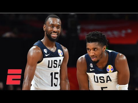 Video: Team USA uses big second half to down Brazil 89-73 | 2019 FIBA World Cup