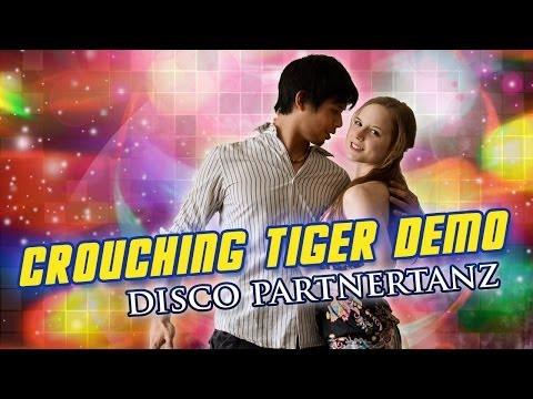 """Discotanz- Anleitung für Männer- die """"Crouching Tiger"""