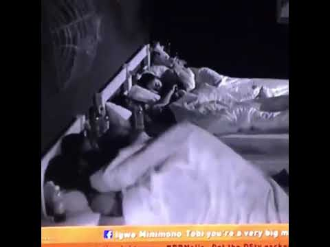 Cee C Went To Wake Tobi Up From Sleep To Reconcile With Him