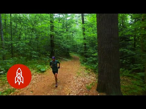 Setting a Long Distance World Record on the Appalachian Trail