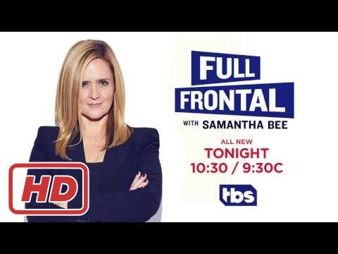 Full Frontal Won't Keep Quiet | Full Frontal with Samantha Bee | TBS