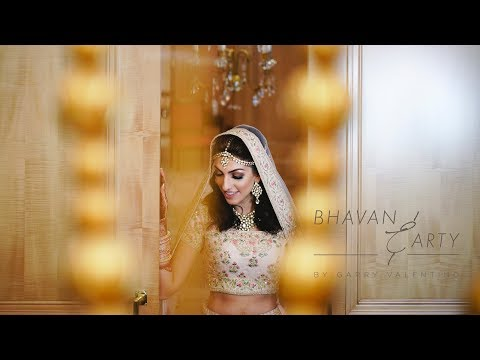 AXIOO | Bhavan & Arty - Wedding Trailer by Garry Valentino