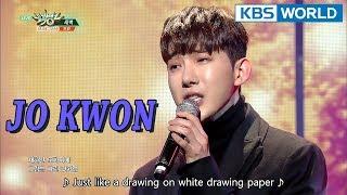JO KWON - Lonely | 조권 - 새벽 [Music Bank / 2018.01.19]
