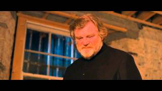 """Calvary (2014) - """"how you can tell when you're really getting old?"""" - Brendan Gleeson"""