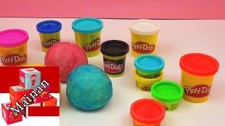 Membuat lilin malam sendiri – how to make play dough at home