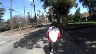 Riverside (CA) United States  city photos : Biking in Corona/Riverside, CA (Day 1 Bike Across USA)