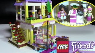 Lego Friends Stephanie and Kate 41037 LEGO House Collection - Kids' Toys