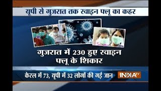 Nation hit with more than 1,000 swine flu deaths