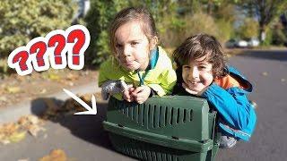Video On fait une grosse blague aux enfants ! Qu'y -a-til dans la boîte ? MP3, 3GP, MP4, WEBM, AVI, FLV Oktober 2017