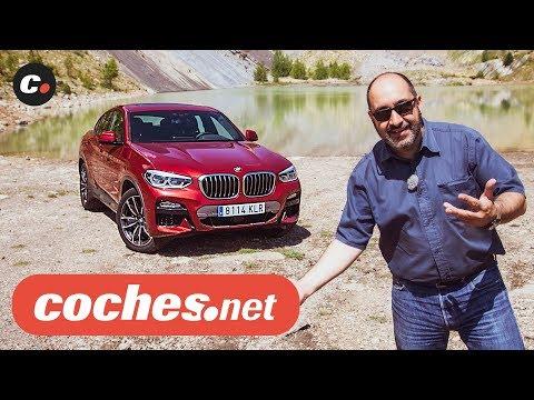 BMW X4 2018 SUV  Prueba / Test / Review en español  coches.net
