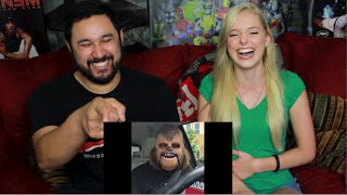 Mom Goes Nuts Over New Chewbacca Mask & Tyrone Magnus REACTION!!! by The Reel Rejects