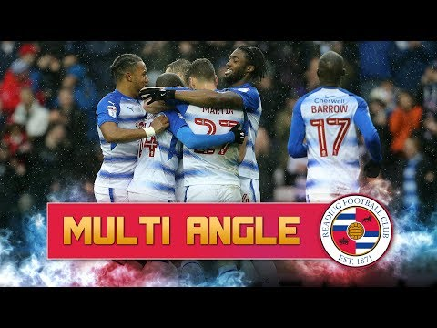 MULTI ANGLE | Sone Aluko's Stunning Strike Against Queens Park Rangers!